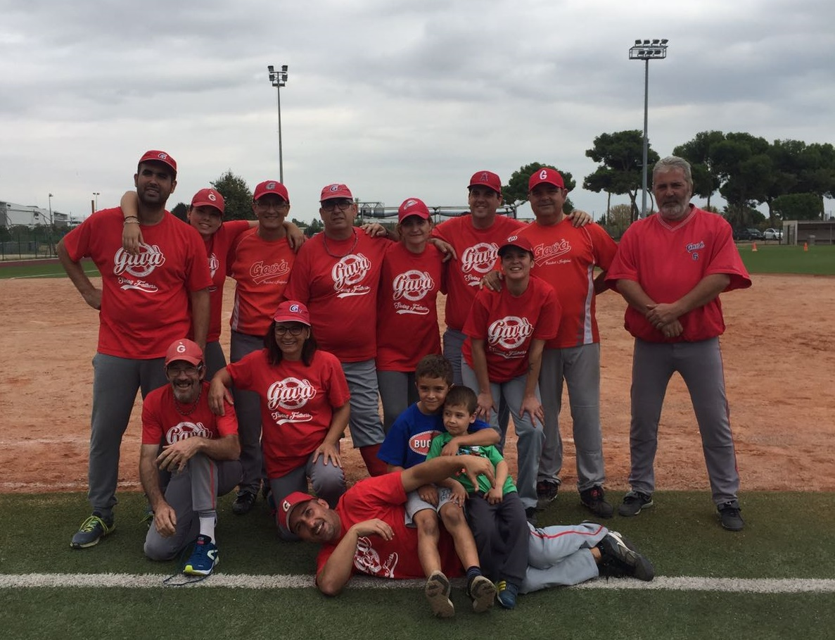 Slowpitch 2016